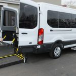 Ford Transit WC Lift down